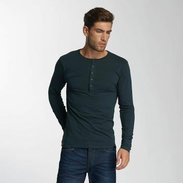 Paris Premium Camiseta de manga larga Basic verde