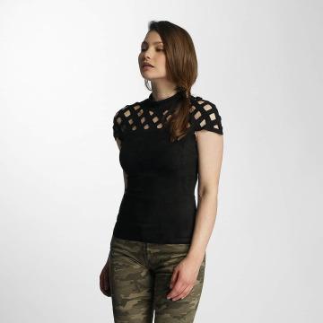 Paris Premium Camiseta Brenda negro