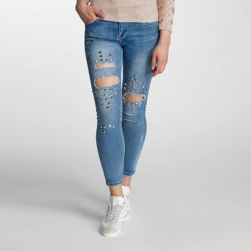 Paris Premium Skinny Jeans Denim blå