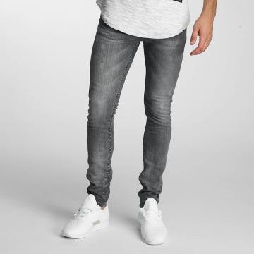 Paris Premium Slim Fit Jeans Almond šedá