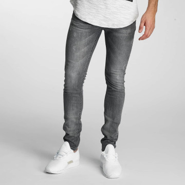 Paris Premium Slim Fit Jeans Almond grijs