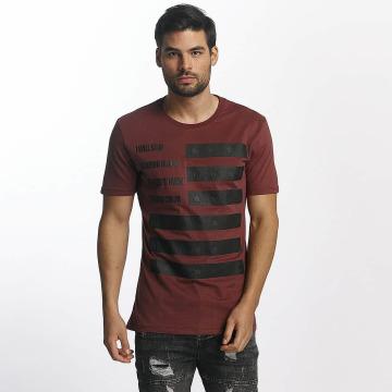 Paris Premium T-paidat Star Streak punainen