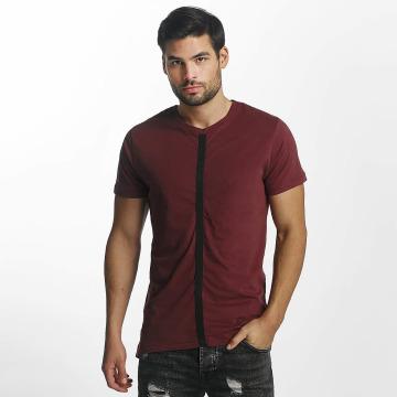 Paris Premium T-shirts Bar rød