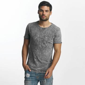 Paris Premium T-Shirty Paris Premium T-Shirt szary