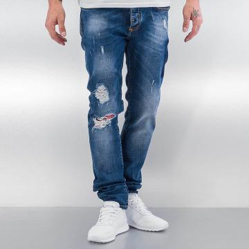Pascucci Jeans straight fit Suzi blu
