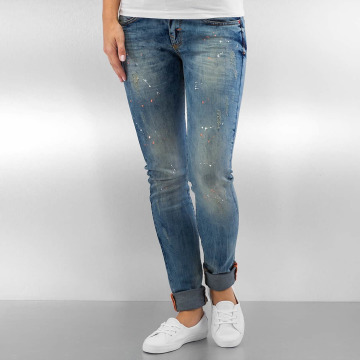 Pascucci Skinny Jeans B-Leny blau