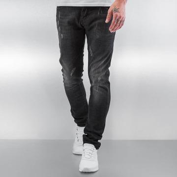 Pascucci Skinny Jeans Daddy czarny