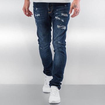 Pascucci Straight Fit Jeans Adrena blå