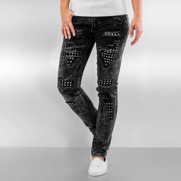 Pascucci Straight Fit Jeans B-Plip black