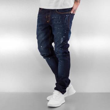 Pascucci Straight fit jeans Jiri blauw