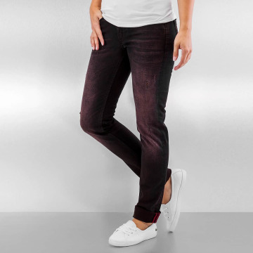 Pascucci Straight Fit Jeans B-Boro sort
