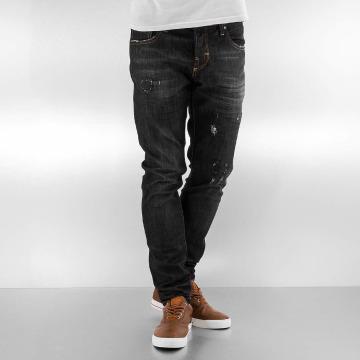 Pascucci Straight Fit Jeans Flora svart