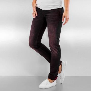 Pascucci Straight Fit Jeans B-Boro svart