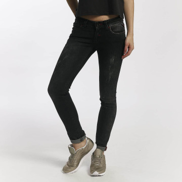 Pascucci Tynne bukser B-Fera svart