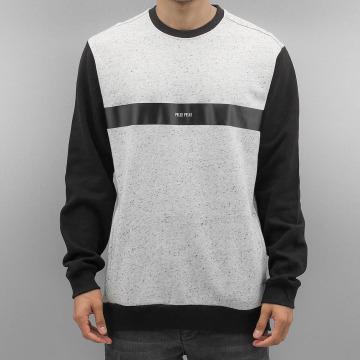 Pelle Pelle Пуловер 16 Bars серый