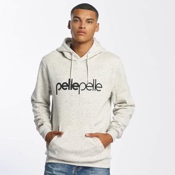 Pelle Pelle Bluzy z kapturem Back 2 Basics szary