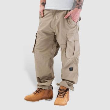 Pelle Pelle Cargo pants Basic hnědožlutý