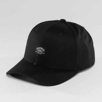 Pelle Pelle Gorra Snapback Core Label negro