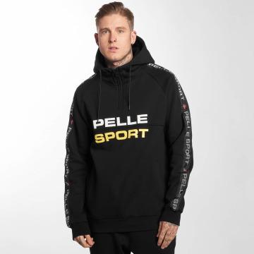 Pelle Pelle Hoodie Vintage Sports black
