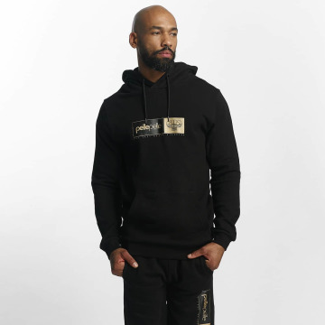 Pelle Pelle Hoody Just The Logo schwarz