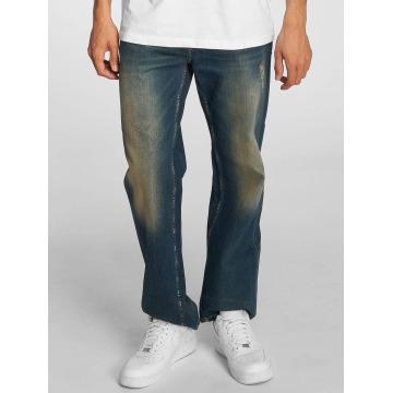 Pelle Pelle Loose fit jeans Baxter blauw