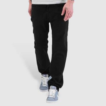 Pelle Pelle Loose Fit Jeans Baxter Denim sort