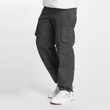 Pelle Pelle Pantalon cargo Basic gris