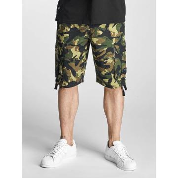 Pelle Pelle Pantalón cortos Basic Cargo camuflaje
