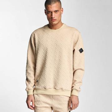 Pelle Pelle Pullover Zig Zag Icon beige