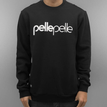 Pelle Pelle Pullover Back 2 Basics black