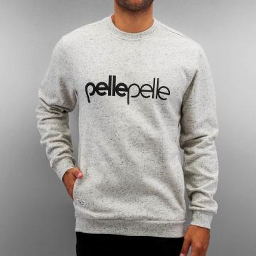 Pelle Pelle Pullover Back 2 The Basics grau