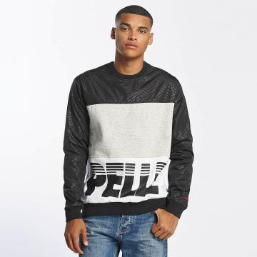 Pelle Pelle Pullover Big Block schwarz