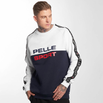 Pelle Pelle Pullover Vintage Sports weiß