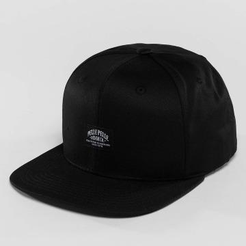 Pelle Pelle Snapback Cap Core Label black