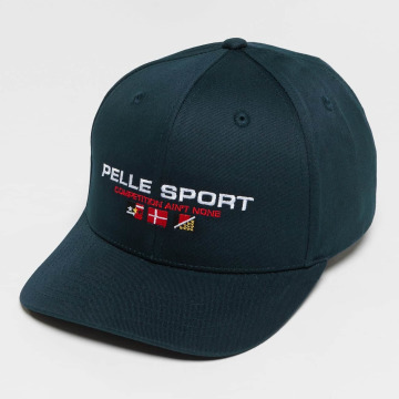 Pelle Pelle Snapback Cap Vintage Series blau