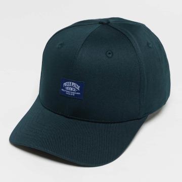 Pelle Pelle Snapback Cap Core Label blue