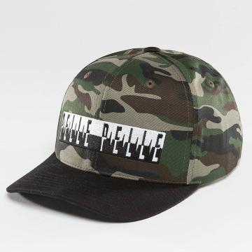 Pelle Pelle Snapback Cap O'Shea Jackson camouflage