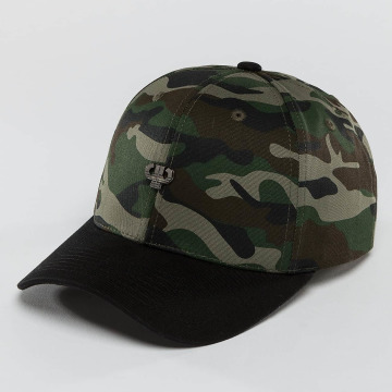 Pelle Pelle Snapback Caps Icon Plate camouflage