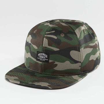 Pelle Pelle Snapback Caps Core Label moro