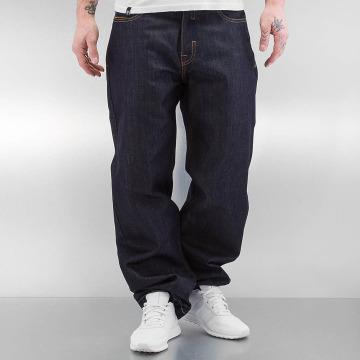 Pelle Pelle Spodnie Baggy Baxter indygo