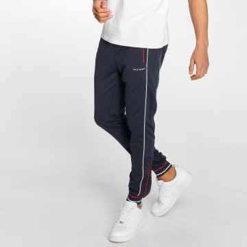 Pelle Pelle Spodnie do joggingu Vintage Sports niebieski