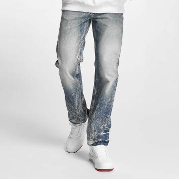 Pelle Pelle Straight Fit Jeans Baxter blå