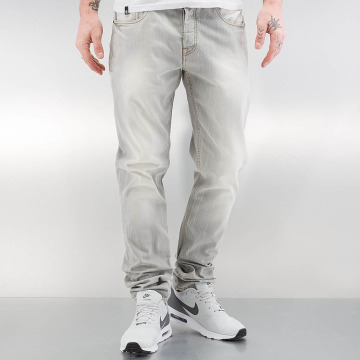 Pelle Pelle Straight Fit Jeans Scotty gray