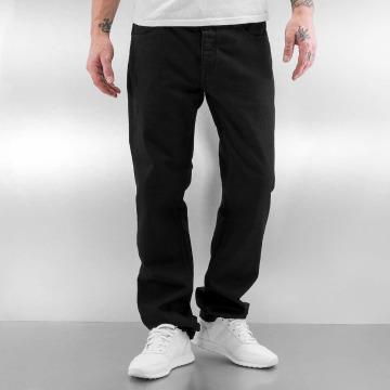 Pelle Pelle Straight Fit Jeans Floyd Denim svart