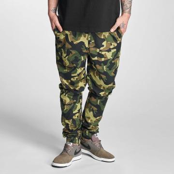 Pelle Pelle Sweat Pant Ribstop camouflage