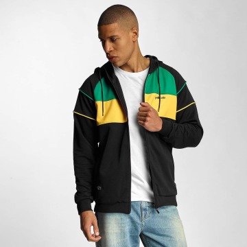 Pelle Pelle Sweatvest Kingston zwart