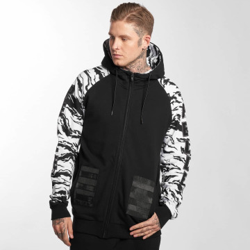 Pelle Pelle Sweatvest Jungle Tactics zwart