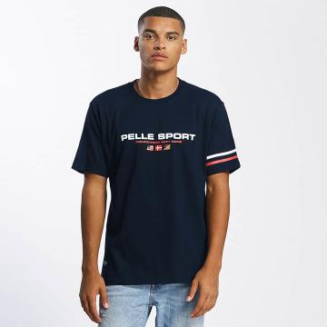 Pelle Pelle T-Shirt No Competition blau