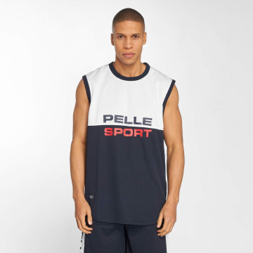 Pelle Pelle t-shirt Vintage Sports blauw