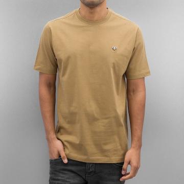 Pelle Pelle T-Shirt Core Icon Plate brun